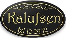 Kalufsen i Eskilstuna logo