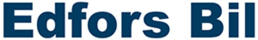 Edfors Bil AB logo