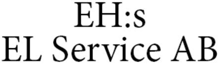 EH:s EL Service AB logo