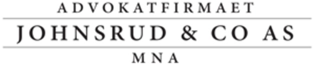 Advokatfirmaet Johnsrud & Co AS logo