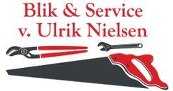 Blik & Service logo