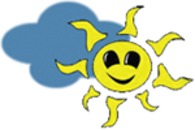 Förskola Solstrålen Föräldrakooperativ logo