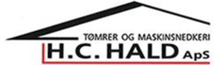 H. C. Hald ApS logo
