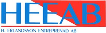 Håkan Erlandsson Entreprenad AB logo