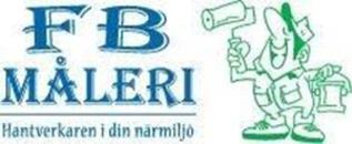 F & B Måleri AB logo