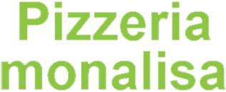 Pizzeria & Gatukök Mona-Lisa logo