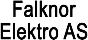 Falknor Elektro AS logo