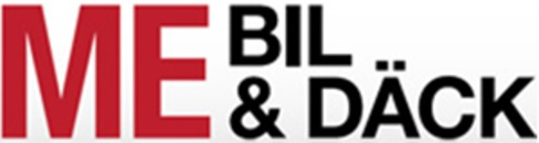 Me Däck & Bil AB logo