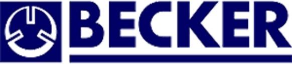 Gebr Becker Vakuumteknik AB logo