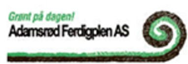 Adamsrød Ferdigplen AS logo