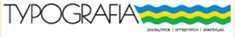 Typografia Olsén AB logo