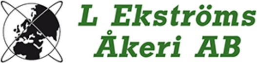 Ekströms Åkeri, L AB logo