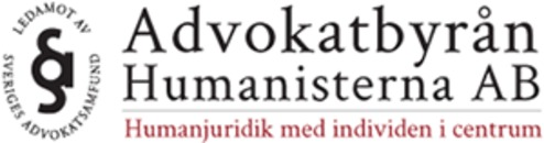 Advokatbyrån Humanisterna AB logo
