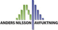 Anders Nilsson Avfuktning, AB logo