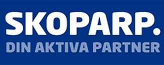 Skoparp Maskin AB logo
