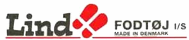 Lind Fodtøj I/S logo