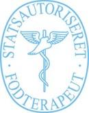 Statsautoriserede Fodterapeuter logo