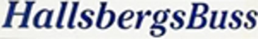 Hallsbergsbuss AB logo