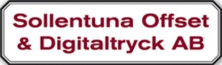 Sollentuna Offset & Digitaltryck AB logo