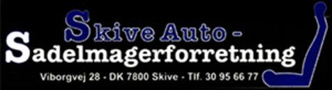 Skive Auto - Sadelmagerforretning logo