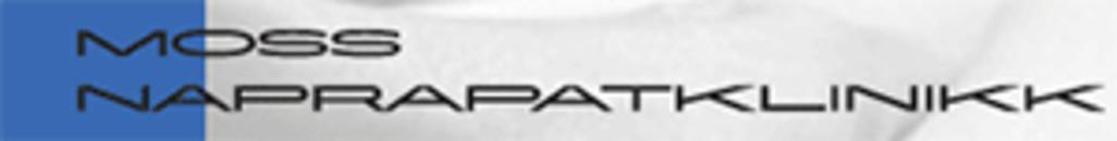 Moss Naprapatklinikk Naprapat Ole Jacob Lund logo