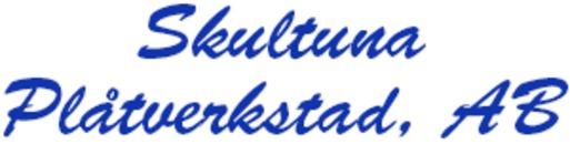 Skultuna Plåtverkstad, AB logo