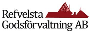 Refvelsta Godsförvaltning AB logo