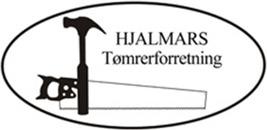 Hjalmars Tømrerforretning logo