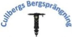 Cullbergs Bergssprängning AB logo