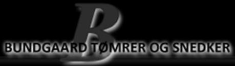 Bundgaards Tømrer og Snedker ApS logo