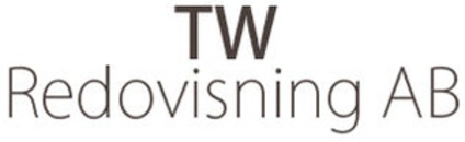 TW Redovisning AB logo