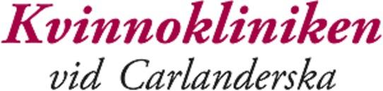 Kvinnokliniken vid Carlanderska logo