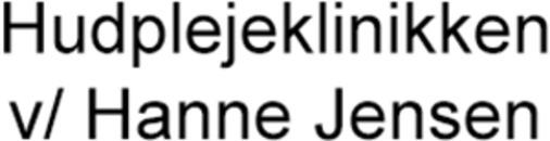 Hudplejeklinikken v/ Hanne Jensen logo