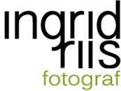 Fotograf Ingrid Riis logo