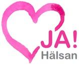 JA Hälsan logo