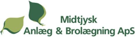 Midtjysk Anlæg og Brolægning ApS logo