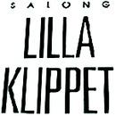 Lilla Klippet, Salong logo
