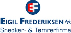 Eigil Frederiksen A/S logo