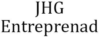 JHG Entreprenad logo