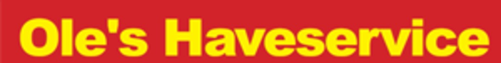 Ole's Haveservice logo