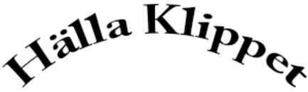 Hälla Klippet logo