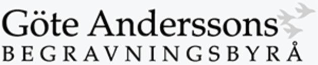 Göte Anderssons Begravningsbyrå AB logo