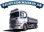 Tjust-Eds Maskin AB logo