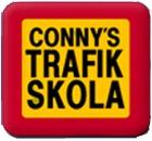 Connys Trafikskola AB logo