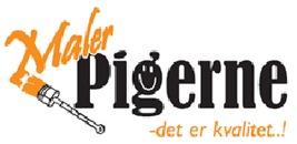 Malerpigerne Oksbøl ApS logo