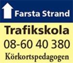 Körkortspedagogen i Farsta Strand AB logo