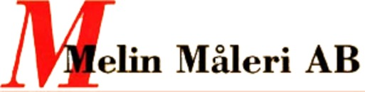 Melin Måleri AB logo