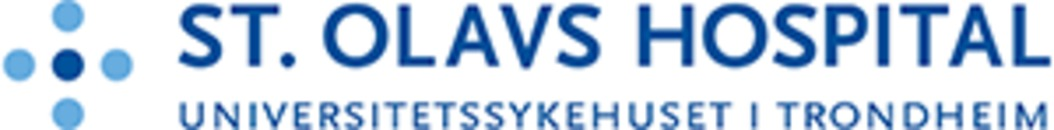St Olavs hospital HF logo