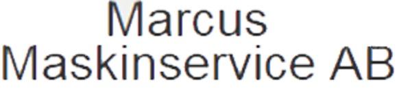 Marcus Maskinservice AB logo