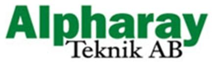 Alpharay Teknik AB logo